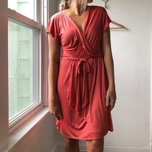 LOFT- soft comfy dress